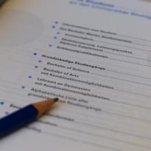 Vorlesung an der Uni-Stuttgart